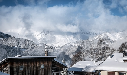 The World's Most Expensive Ski Chalet: A Snowy Story of Wealth