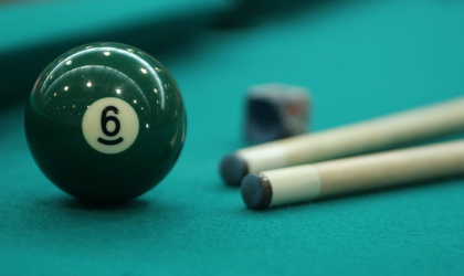 The Most Expensive Pool Stick Money Can Buy: The Color of Money